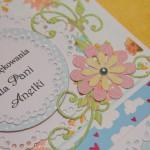 Kartka na zakończenie roku dla Pani Anetki z bliska 2